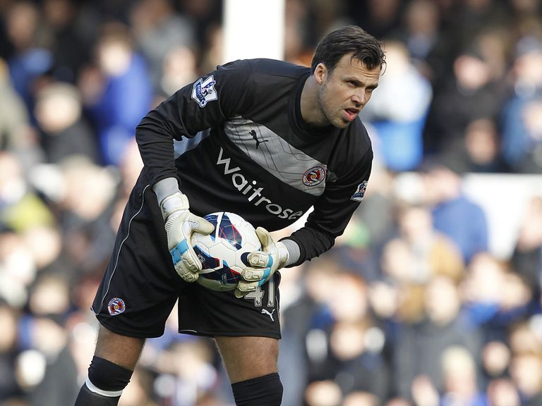 Stuart Taylor: Faces former club Arsenal on Saturday