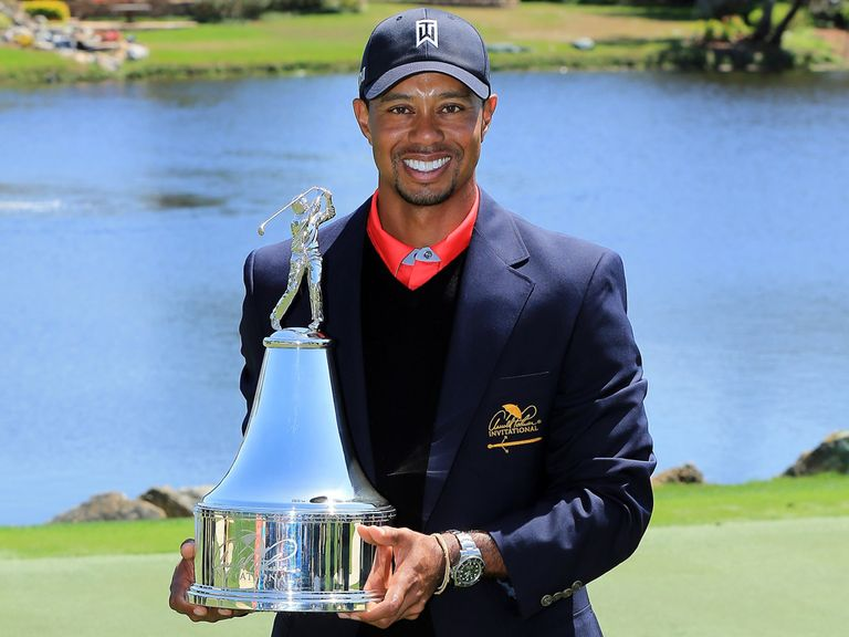 Tiger Woods: Eight times a winner at Bay Hill; can he now win a 15th major?