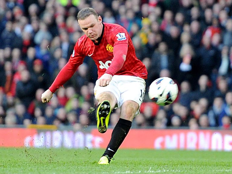 Wayne Rooney: Has been linked with Chelsea
