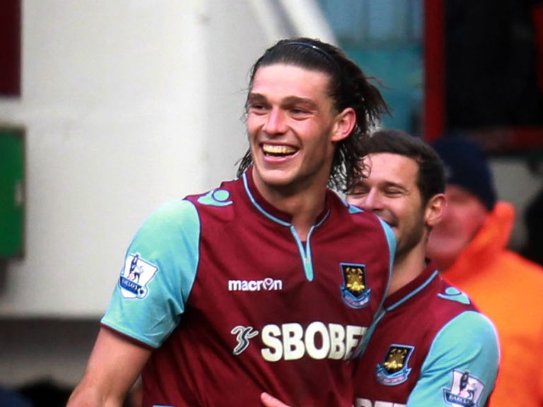 Andy Carroll: Scored a brace against West Brom