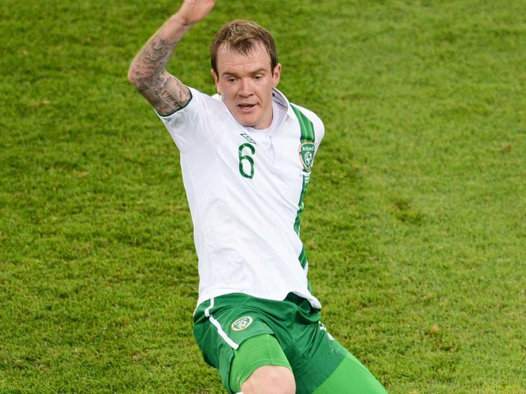 Glenn Whelan: Has picked up a hamstring injury