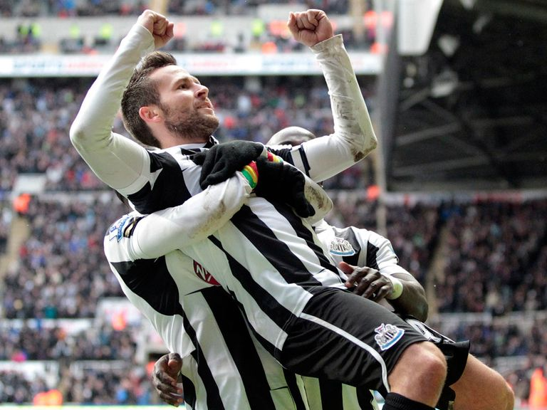 Yohan Cabaye: Insists 'everything is okay'