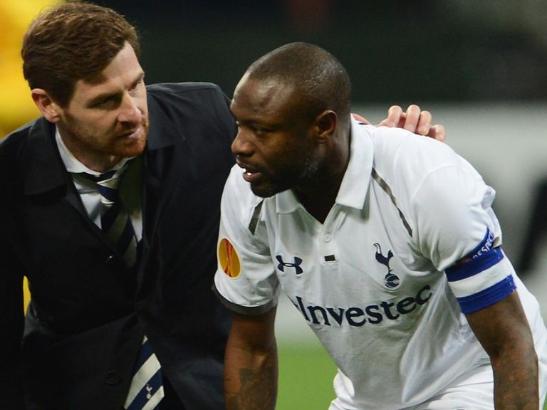 William Gallas: Leaving Tottenham
