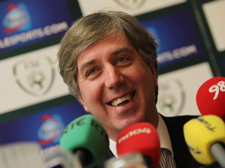 John Delaney: Determined to get the best man for the job