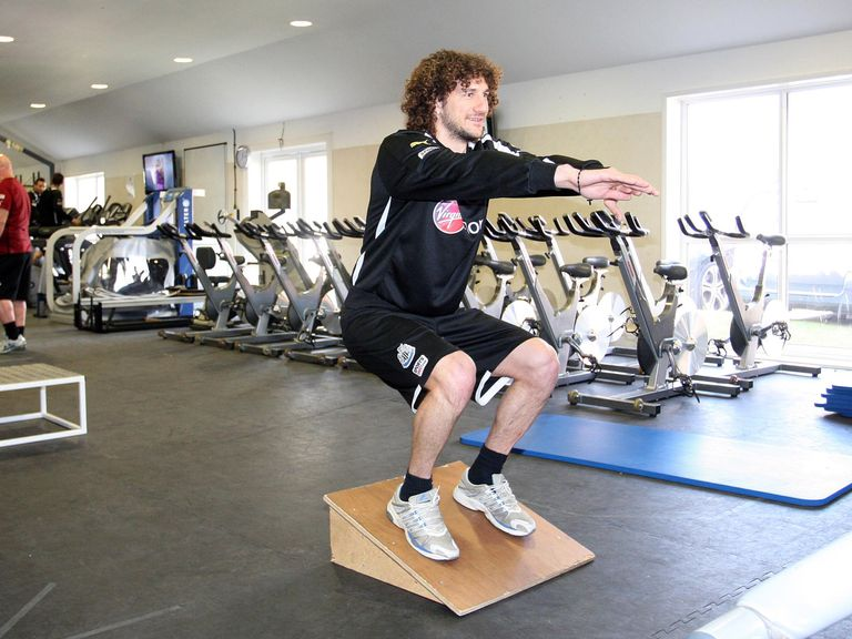 Coloccini: Working his way back