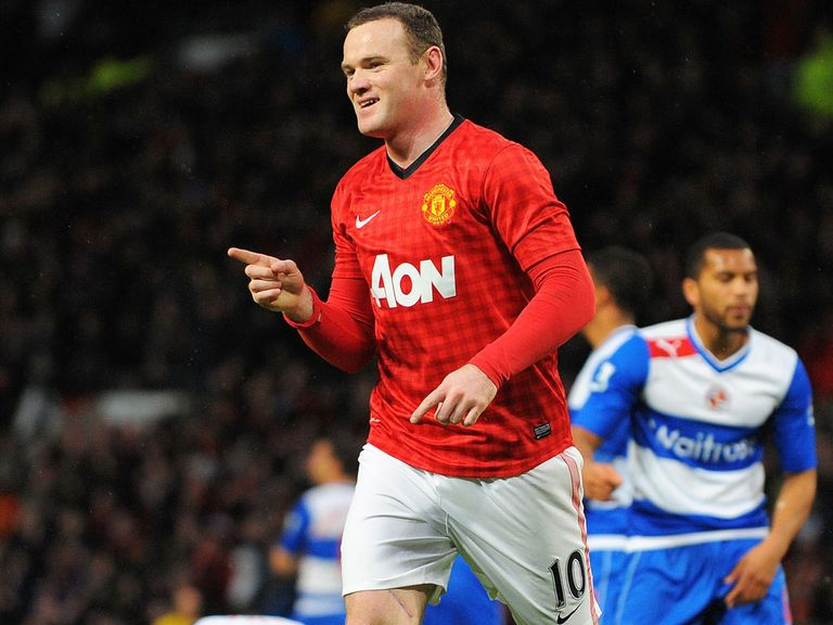 Wayne Rooney: Set to return