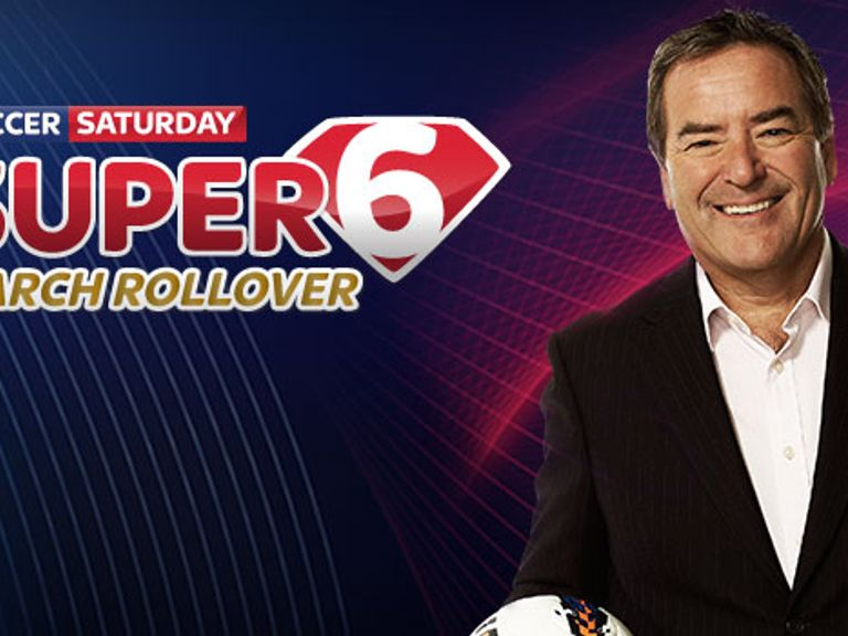 Super 6: Predict six correct scores to win the £200k jackpot