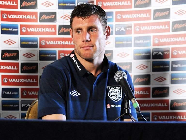 James Milner: England have taken confidence from Brazl win