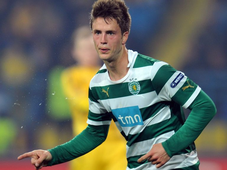 Ricky van Wolfswinkel: Pleased with Norwich move