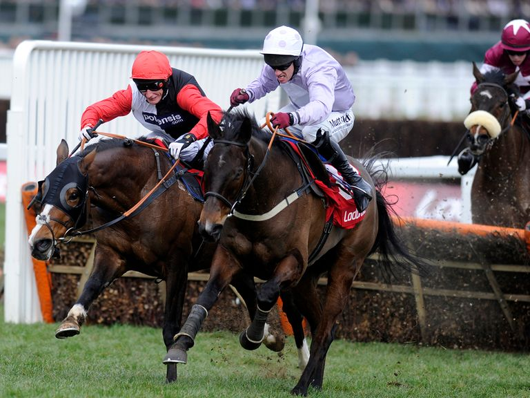 Solwhit: Winner again; now 7/1 for World Hurdle repeat