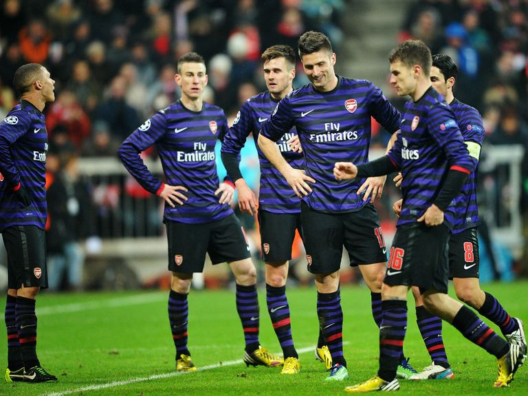 Arsenal's game at Swansea could produce goals at both ends