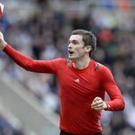 Newcastle-v-sunderland-adam-johnson-celeb-pa_2929660