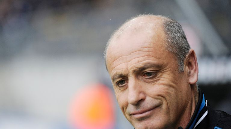 Eric Hely: Resigned as Sochaux manager