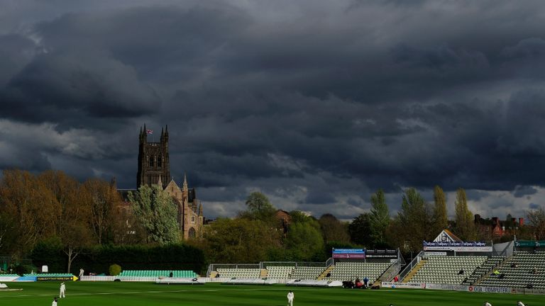 The new county season starts on April 10