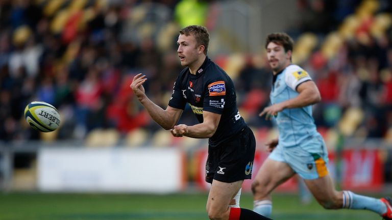 Tom Prydie: 17 points for the Dragons