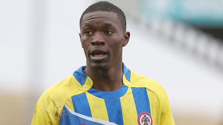 Amine Linganzi: Making the step up to League One football