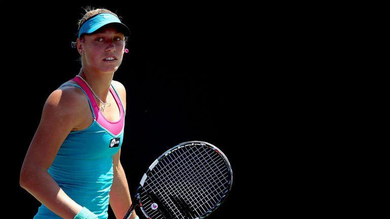 Yanina Wickmayer: Needed three sets to finally see off Valeria Savinykh