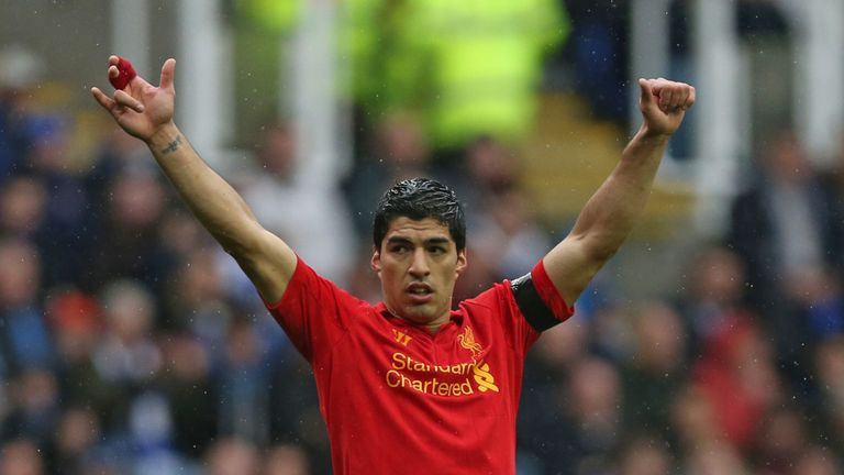 Luis Suarez: Keen to leave Liverpool for Real Madrid