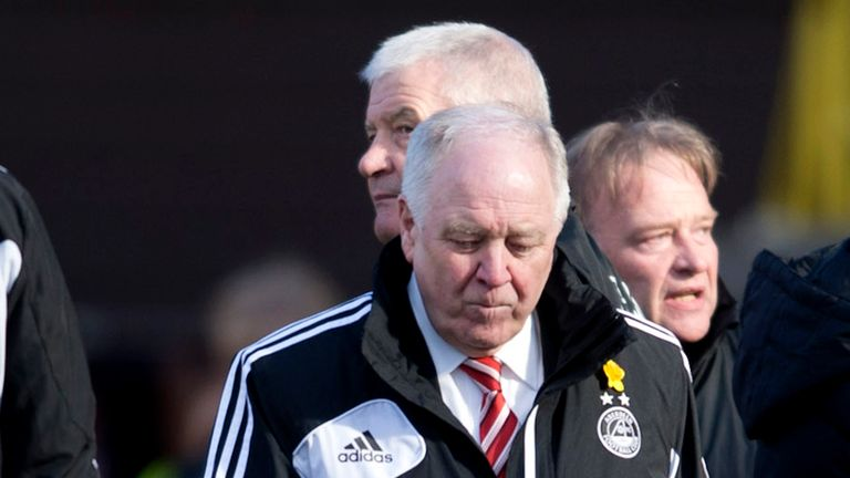 Craig Brown: Downcast after final game in management ended in defeat