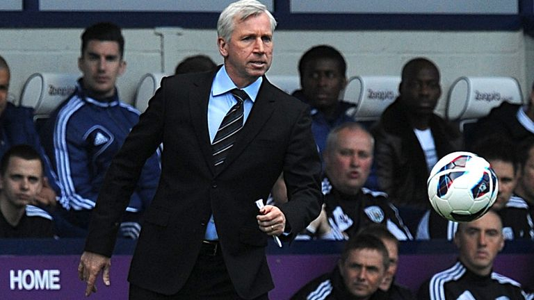 Alan Pardew: Hopeful stars will stay at St James' Park this summer
