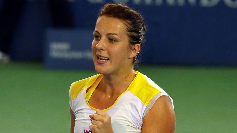 Anastasia Pavlyuchenkova: Big win against fellow Russian
