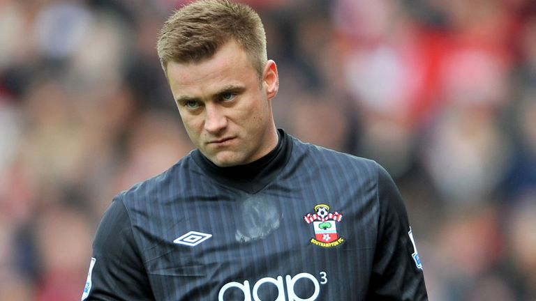 Artur Boruc: Wants to play in the Champions League with Southampton
