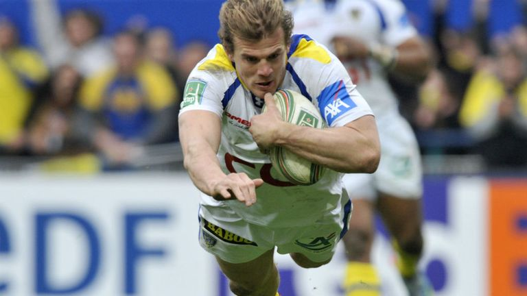 Can Aurélien Rougerie lead Clermont to European glory?