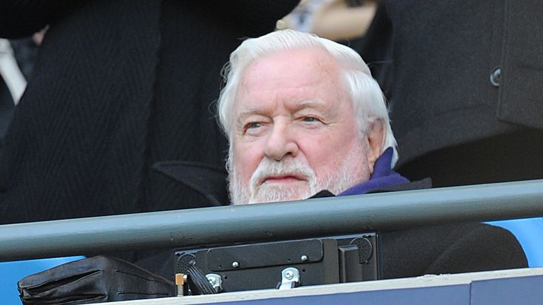 Ken Bates: Unhappy with the current owners