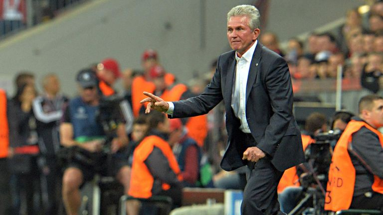 Jupp Heynckes: Pulling the strings at Bayern