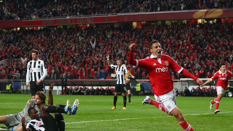 Rodrigo: Late goal sunk Anderlecht