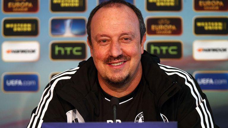 Rafa Benitez: Chelsea interim boss not interested in discussing Jose Mourinho