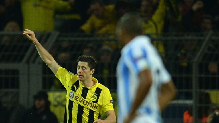 Robert Lewandowski: Attracting a lot of interest ahead of the summer transfer window
