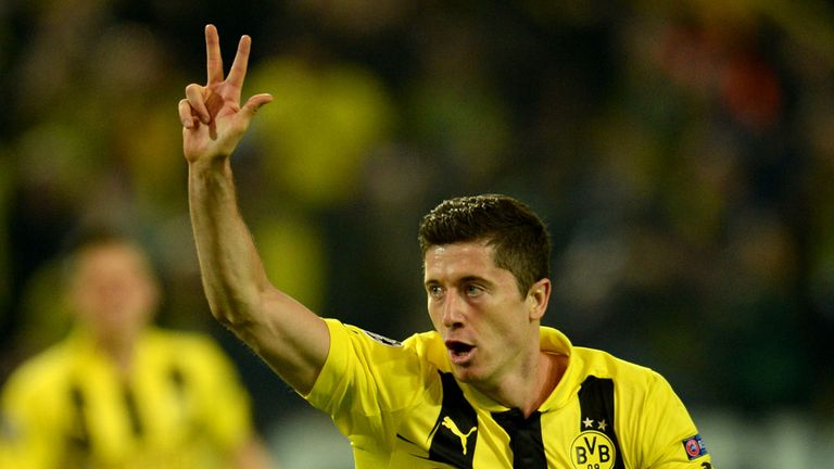 Robert Lewandowski: Future under scrutiny after revealing exit plans