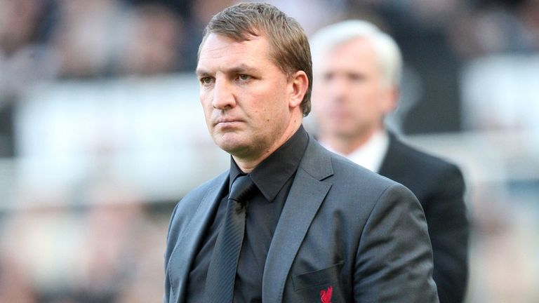Brendan Rodgers: Sees Reina and Mignolet battling for goalkeeping spot
