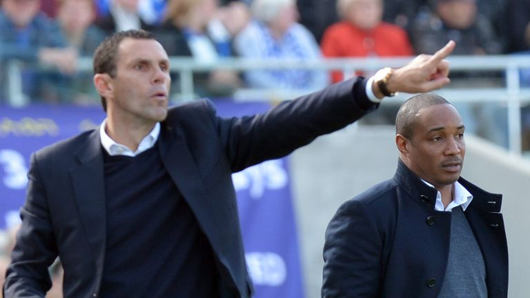 Gus Poyet: Keen to secure play-off spot before final game of season