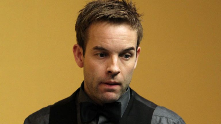 Ali Carter: World No.15 has won three ranking titles during his career