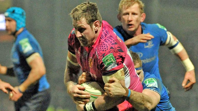 Neil Clark: Will make the switch to Oyonnax