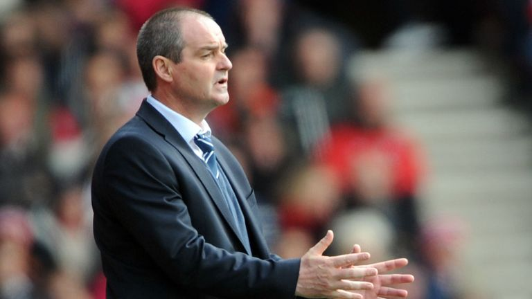 Steve Clarke: Experimental team still strong