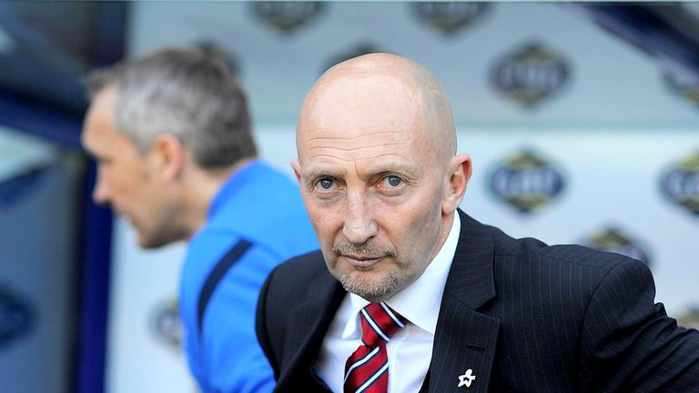 Ian Holloway: Crystal Palace manager settles for a point