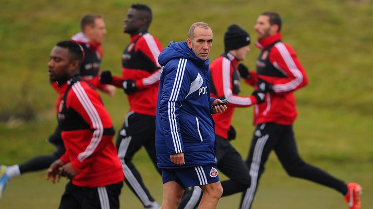 Paolo Di Canio: Wants Sunderland energy used in a positive way against Newcastle