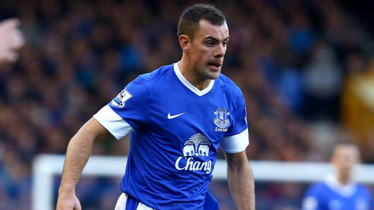 Darron Gibson: Says Everton have more to fear than just Gareth Bale