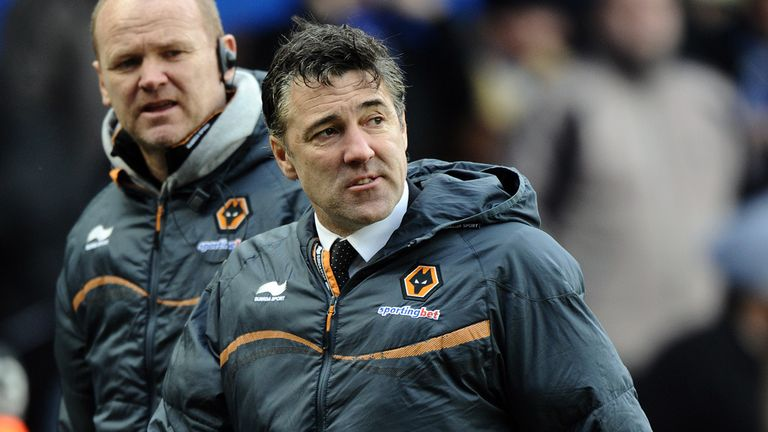 Dean Saunders: Praised the Wolves team after their derby win