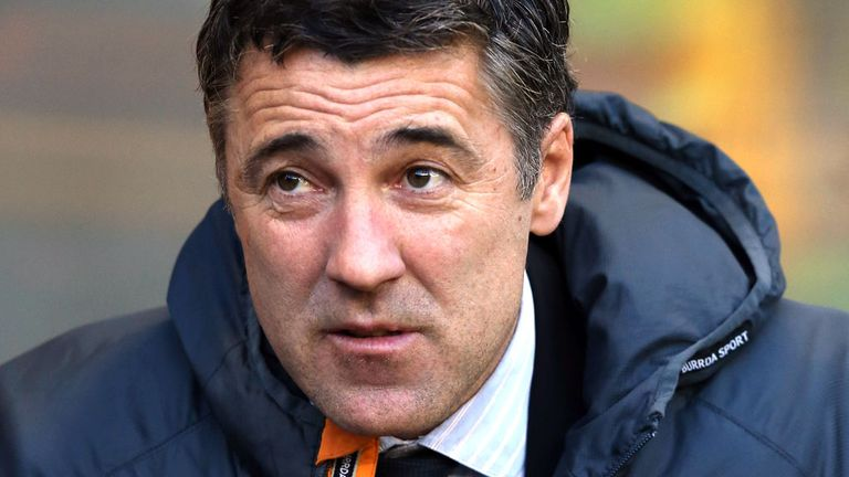 Dean Saunders: Wolves are facing the drop ahead of the final day of the season