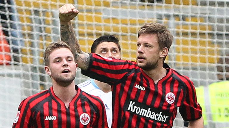 Eintracht Frankfurt: Head into Europe for the first time since 2006