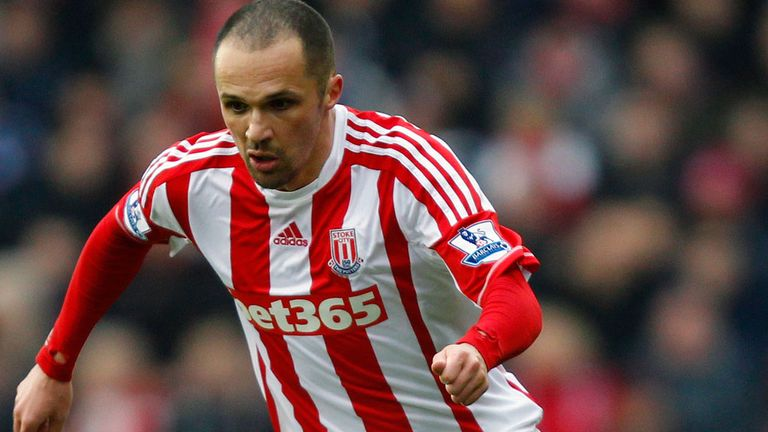 Matt Etherington: Stoke winger struggling with back complaint