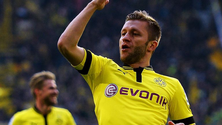 Jakub Blaszczykowski: Happy at Borussia Dortmund and reportedly set to sign a new deal