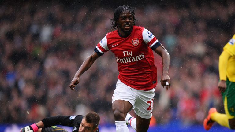 Gervinho: May make return to France after struggling in the Premier League