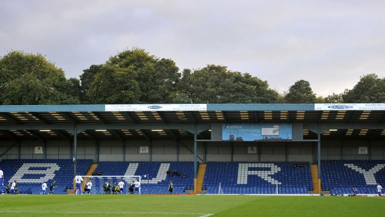 Gigg Lane: Could be thrown a life-saver