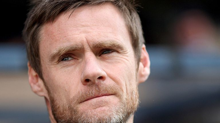 Graham Alexander: Starts the rebuilding process