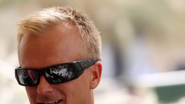 Heikki Kovalainen: Will take part in practice sessions